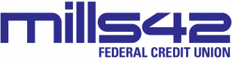 Mills42 Federal Credit Union Logo