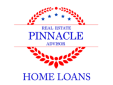 Pinnacle Real Estate Advisor Home Loans Logo