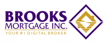 Brooks Mortgage, Inc. Logo