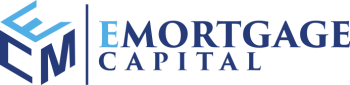 E Mortgage Capital Inc. Logo