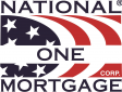 National One Mortgage Corp. Logo