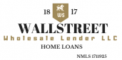 WallStreet Wholesale Lender LLC Logo
